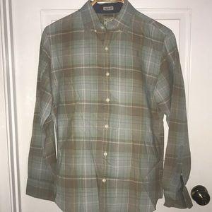 Men's Long Sleeved J Crew Shirt